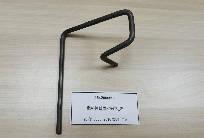steel wire for MPV vehicle plastic side plate