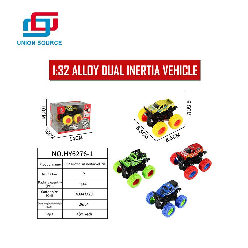 Alloy Dual Inertia Vehicle Car
