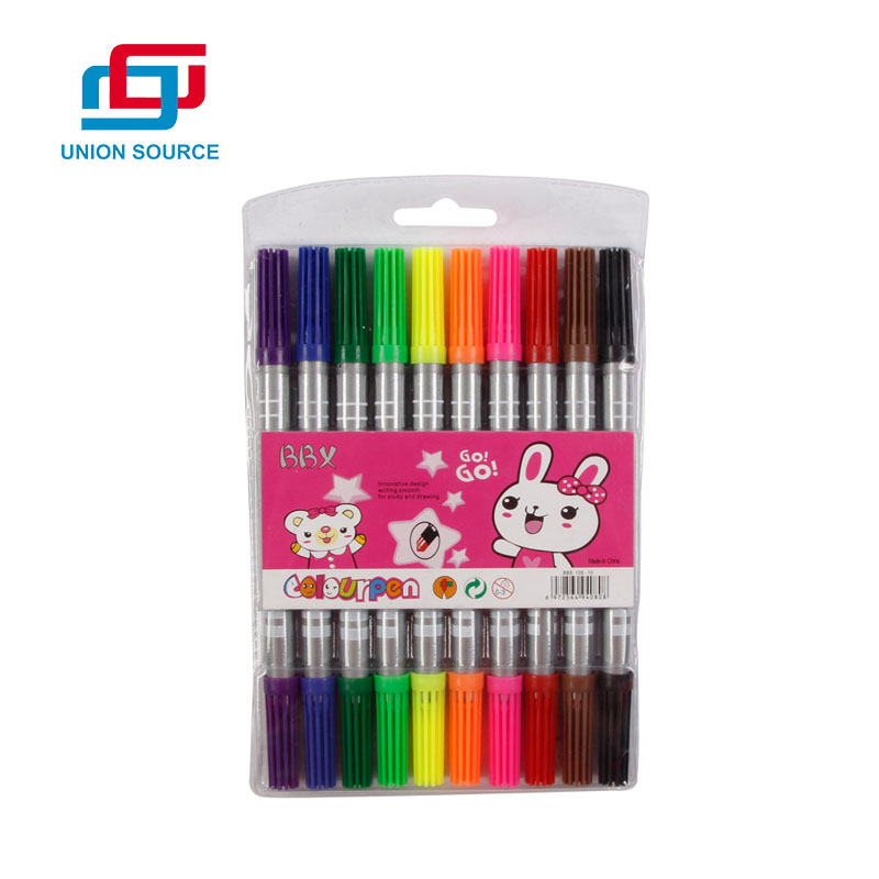 Attractive Children Colorful Pen Supplier