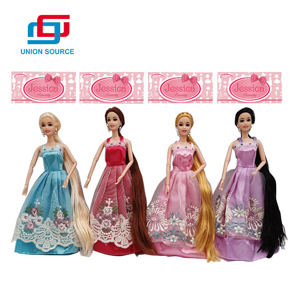Juguetes de Barbie Princess hechos en China