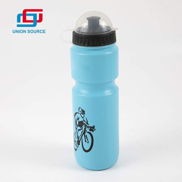 Botella de agua deportiva para ciclismo al aire libre sin BPA
