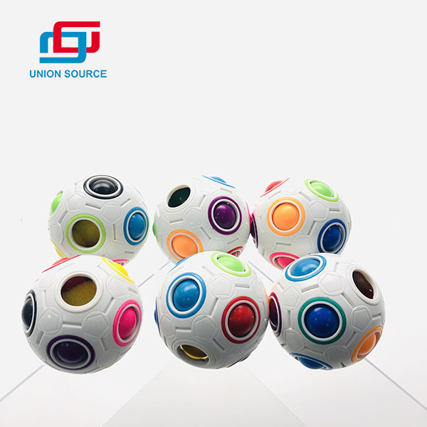 Buy Discount 7CM Magic Rainbow Ball