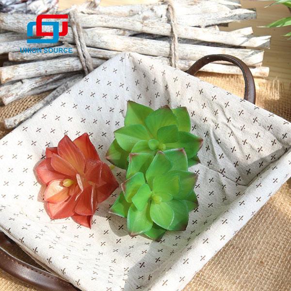 Евтино имитация на перлени листни растения за декорация