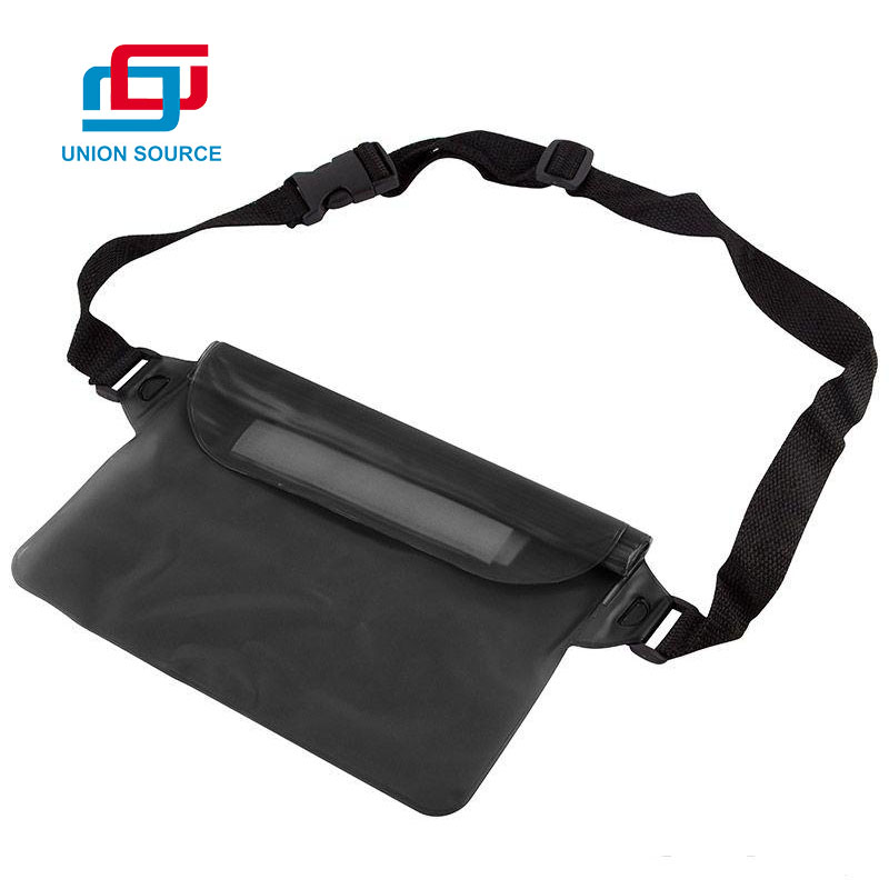Cheap Price Waterproof PVC Fanny Bag Pack For Outdoor Activities