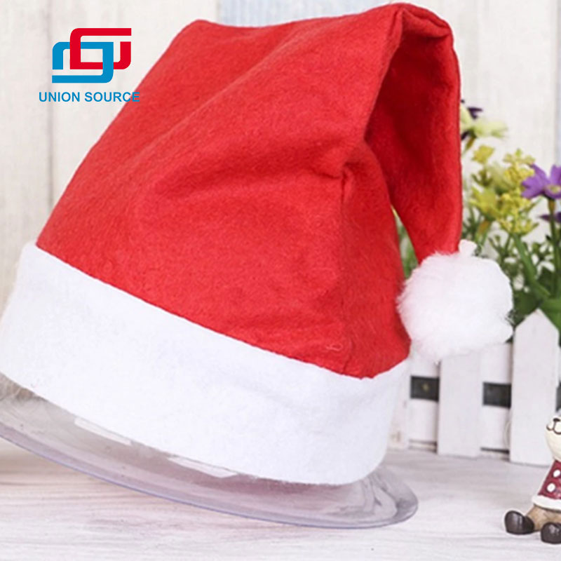 Classic Santa Claus Christmas Hat For Festival Decoration