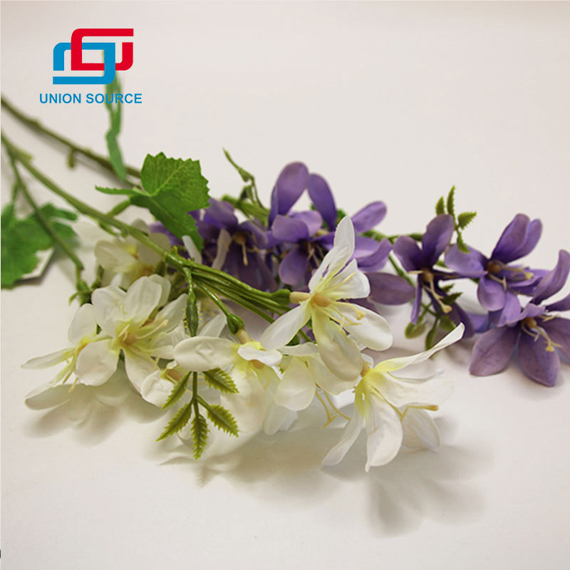 Competitive Price Faux Twig Flowers For Home Table Centerpieces Wedding Party Decoration