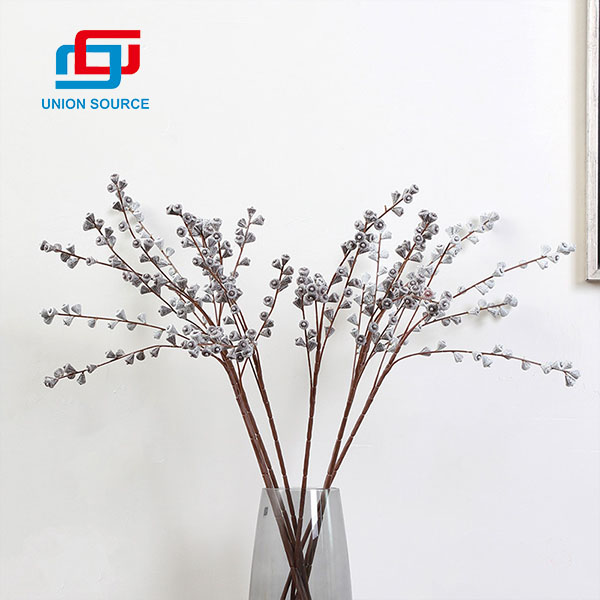 Competitive Price High Simulation Eucalyptus  Berries For Home Decoration