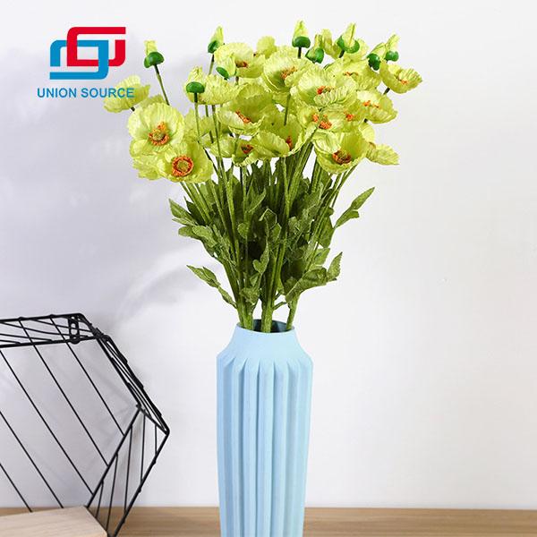 Flores de simulación de Yu Meiren de precio competitivo para uso en el hogar y el jardín