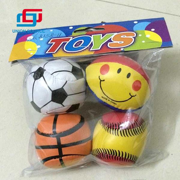 Personalice los juegos de bolas de tela de relleno de PP para divertirse