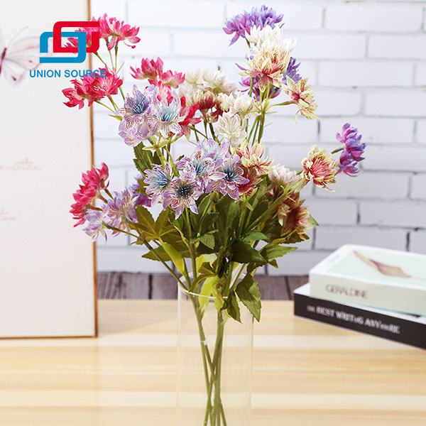 Decorative Good Quality Artificial Flowers Daisy Type For Decoration