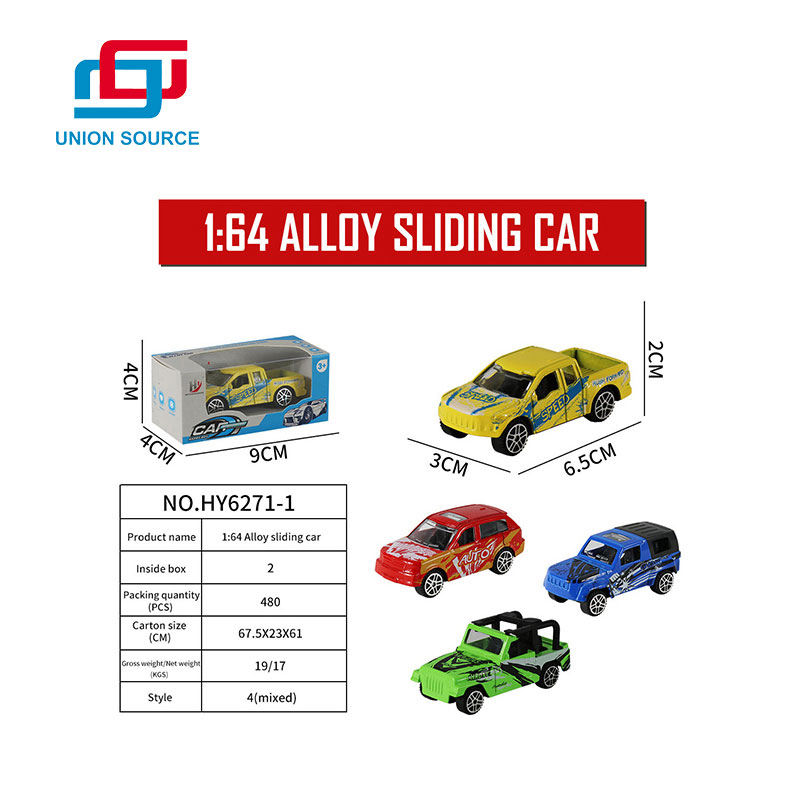 Discount Alloy Car Mixed Color