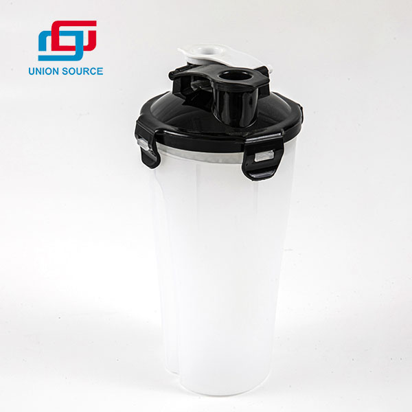 Durable Mixed Shaker Bottle For GYM Usage