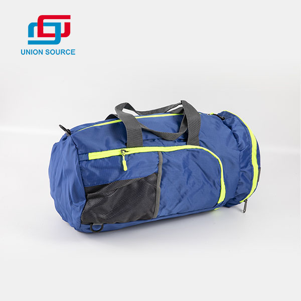 Durable Waterproof Fabric Sports Bag