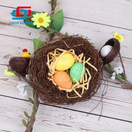 Húsvéti fészek tojással