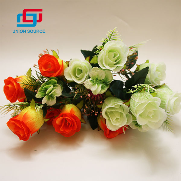 Factory Price 7 Heads Artificial Flowers For Home And Wedding Usage