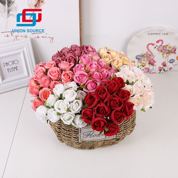 Good Quality Decorative Tuberose Bouquet High Simulation For Home And Wedding