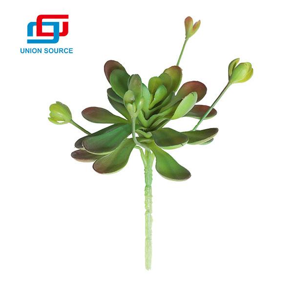 Plantas de loto azul de una sola rama de alta simulación de buena calidad para decotation