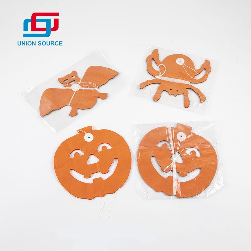 Guirnalda de papel de Halloween