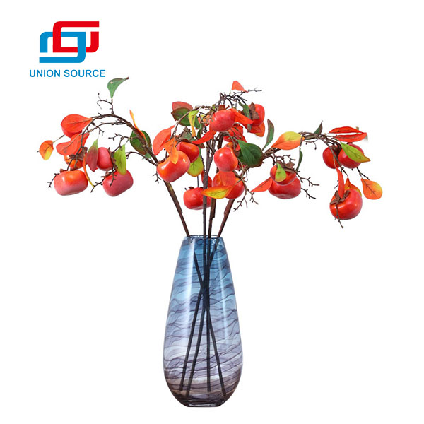High Quality Artificial Berries Persimmon Berries For Decoration Usage