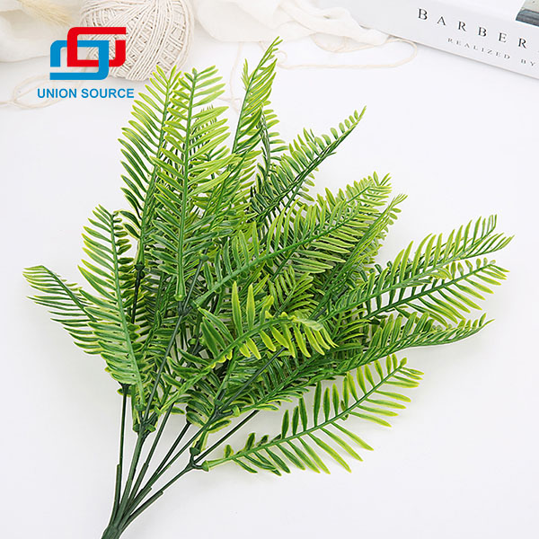 High Quality Artificial Persian Leaf Plants For Decoration Usage