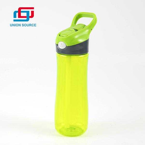 Botella de agua deportiva de diseño de moda de alta calidad