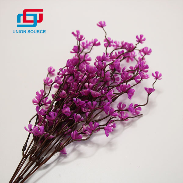 Simulation 7 Branches Flowers For Home And Wedding Decoration