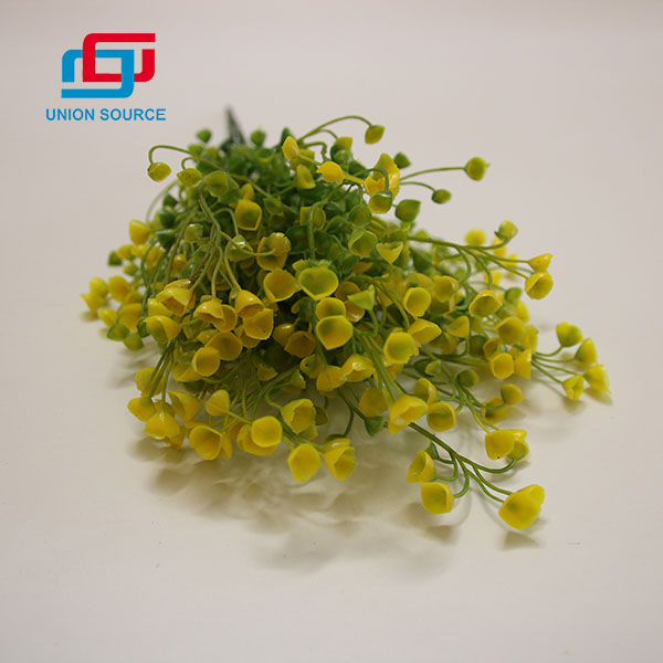 High Quality Simulation 7 Branches Flowers For Home And Wedding Decoration