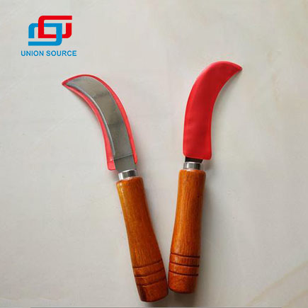 Hot-Selling Stainless Fruit Knife With Wooden Handle