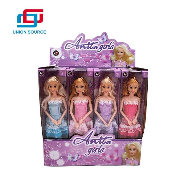 Juguetes de plástico Barbie de bajo precio