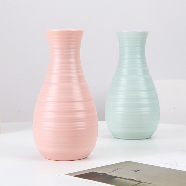 Lowest Price Top Sale Plastic Vases For Home Decoration