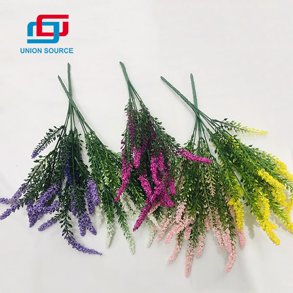 New Style Simulation Sage Matched Grasses Decorative Plants For Home