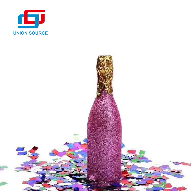 Newest Design Champagne Bottle Party Popper