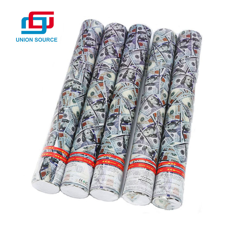 Party Popper With Euro Confetti Different Size