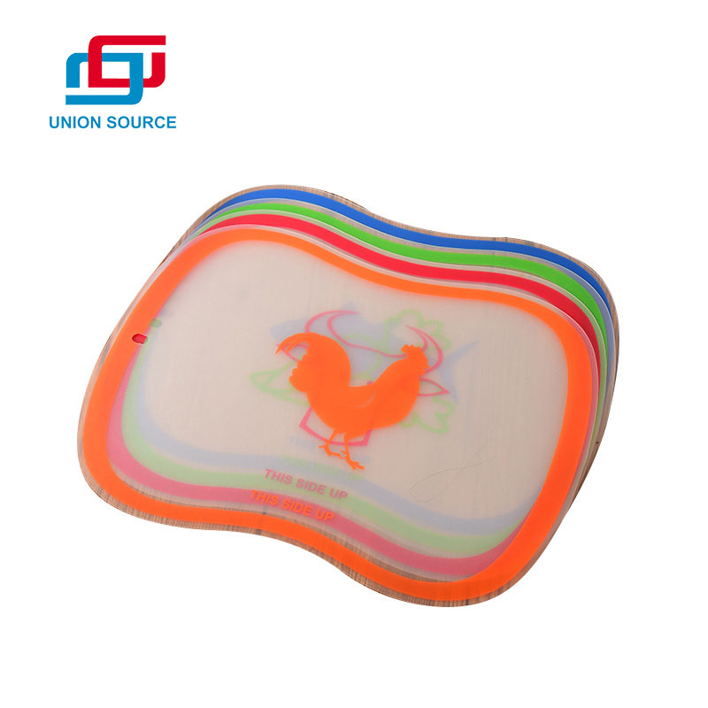 PP Cutting Board For Baby Using