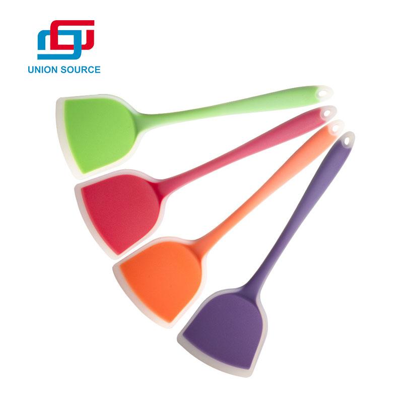 Espátula de silicona con Multri-Color