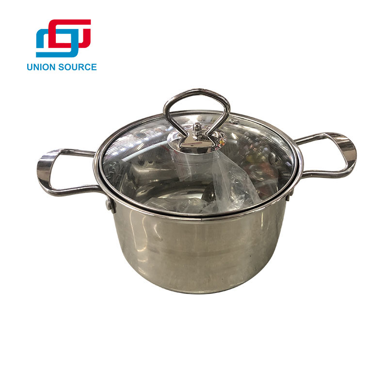 Stainless Steel 201 Soap Pot
