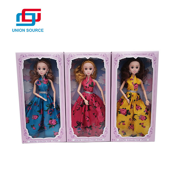 Muñecas Barbie 3D más vendidas