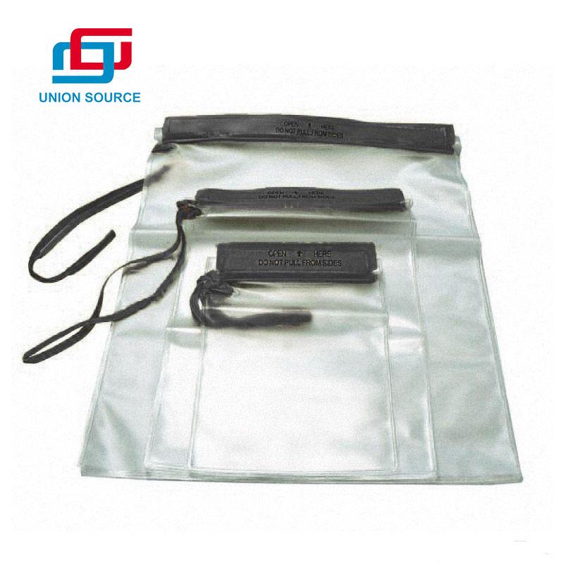 Cubierta seca impermeable de la caja del bolso de la bolsa de la natación subacuática para el teléfono celular