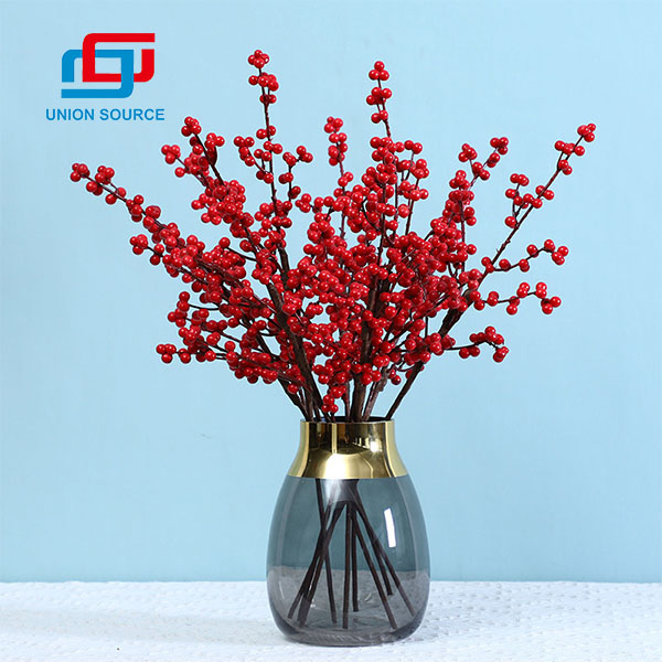Wholesale Artificial Sycamore Berries For Home And Wedding Decoration