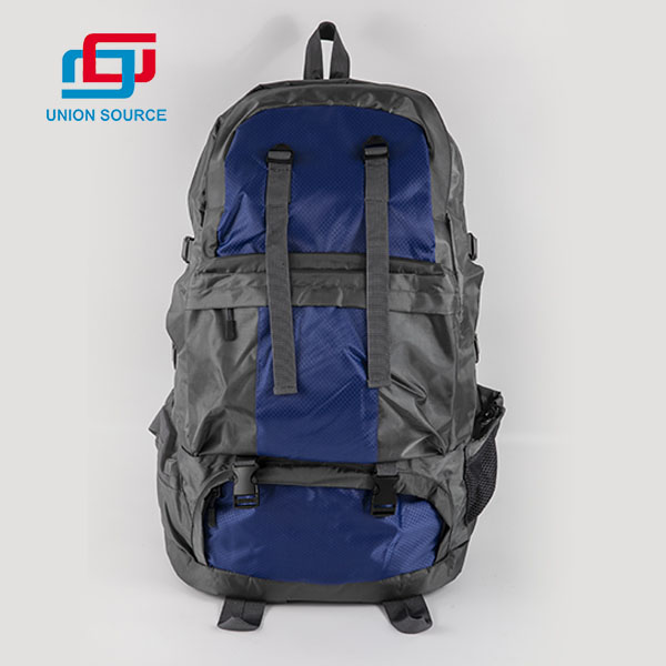 Wholesale Large Capacity Unisex Nylon Outdoor Waterproof Durable Climbing Backpack