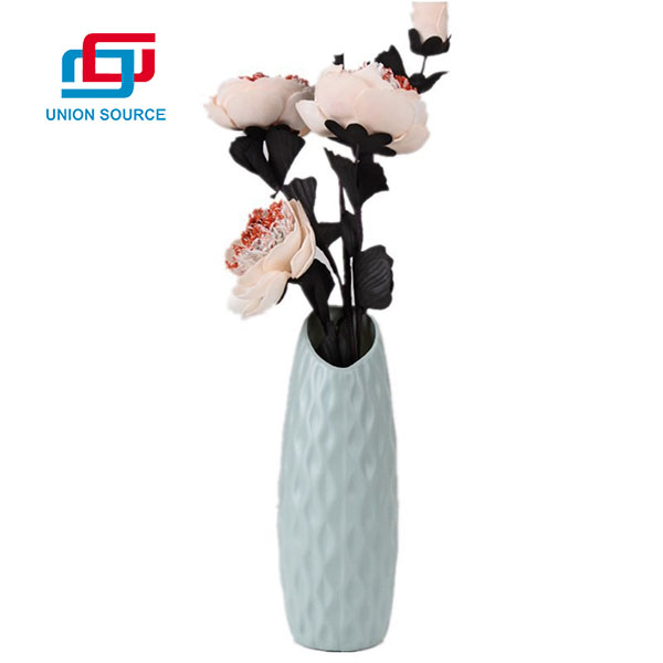 Wholesale Price Plastic Vases For Artificial Flowers For Decoration