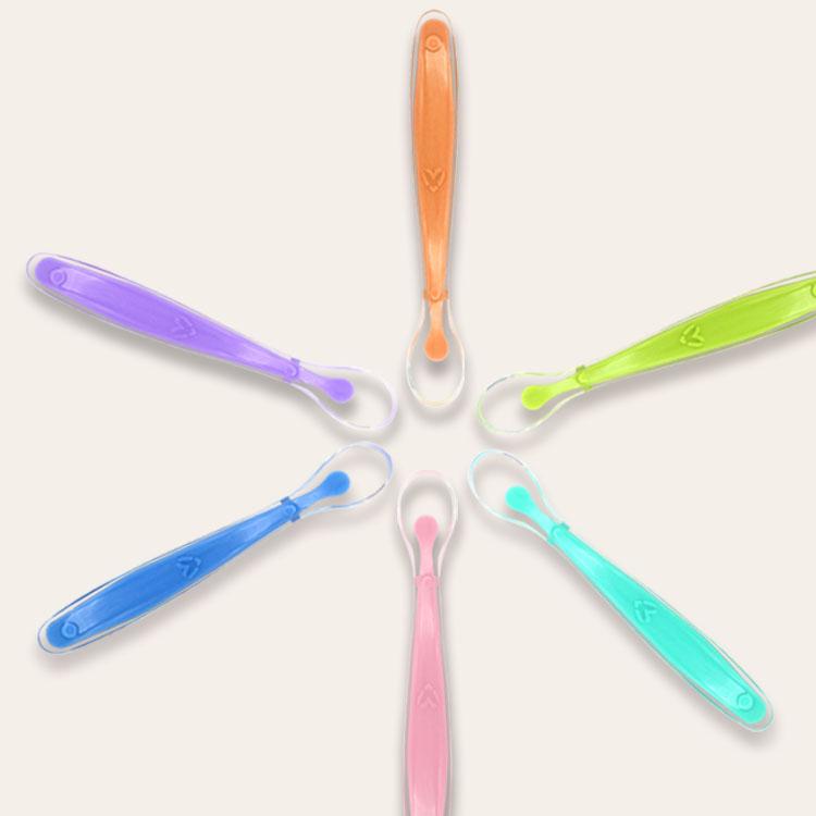 Safe Silicon Spoon