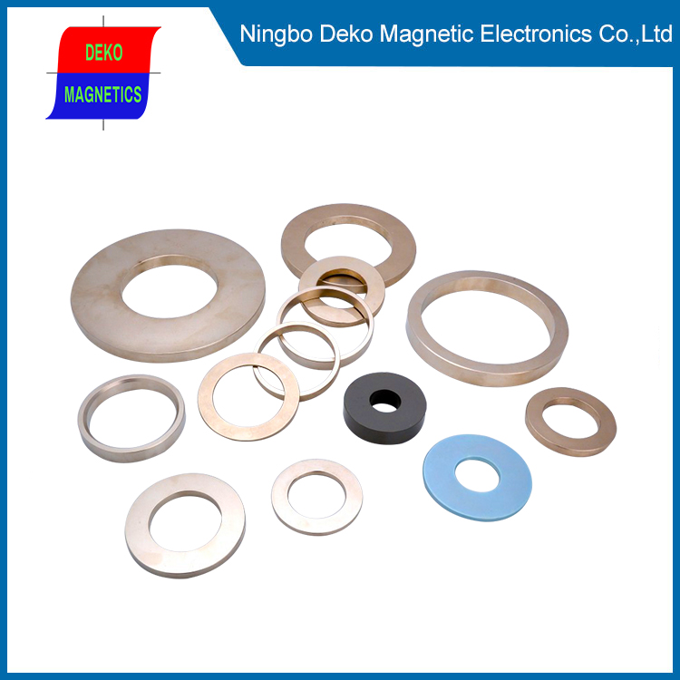 Multipole Ring Ndfeb Magnet