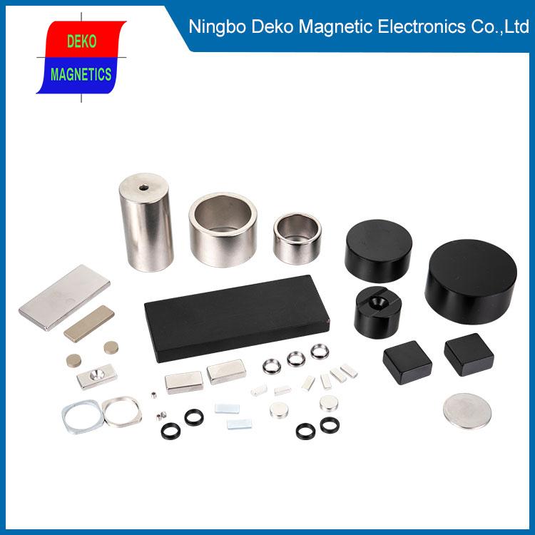 Sintered NdFeB Magnetic Properties