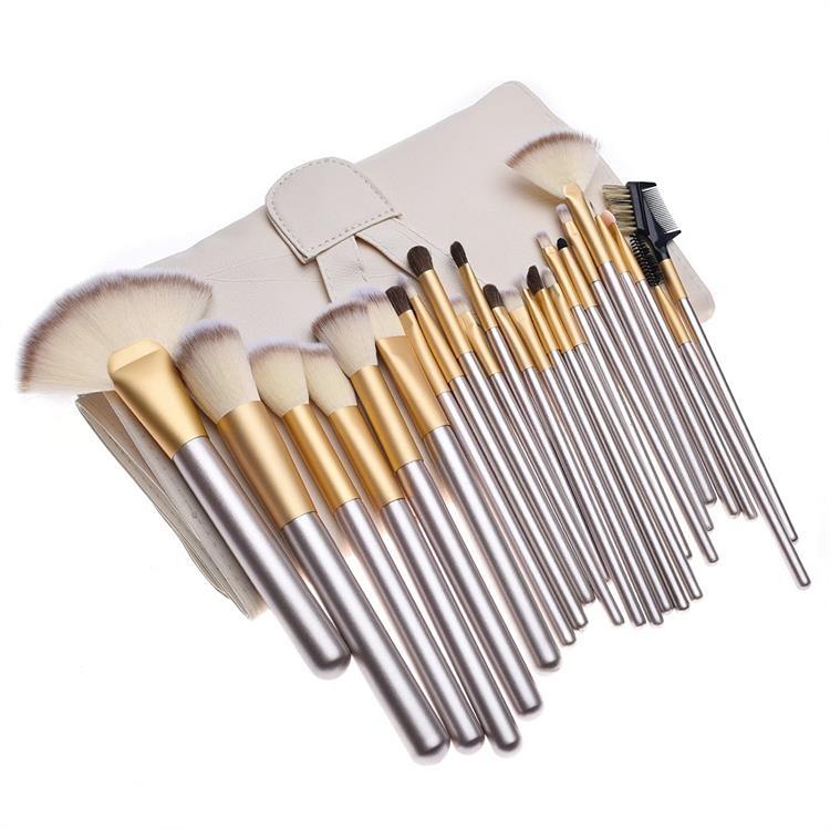 Σετ 24PCS Custom Luxury Makeup Brushes