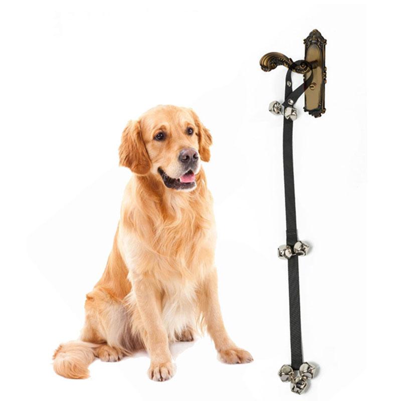 Reguleeritavad koera uksekellad treenimiseks