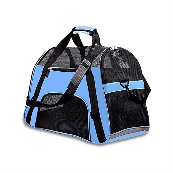Εγκεκριμένη από την αεροπορική τσάντα ταξιδιού μεταφορέα μαλακής όψης