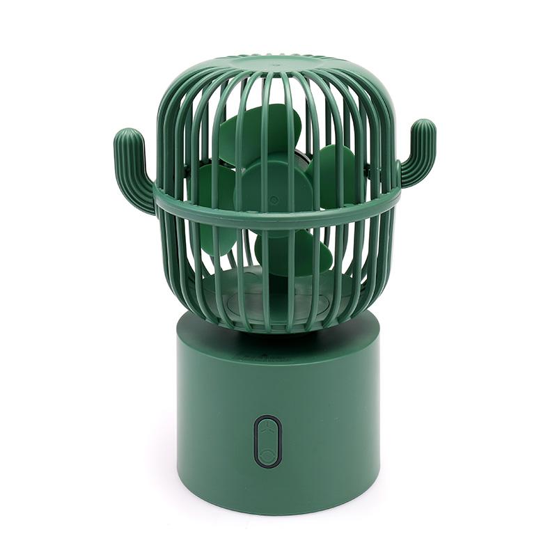 Cactus Airflow Cooling Desktop Minifan