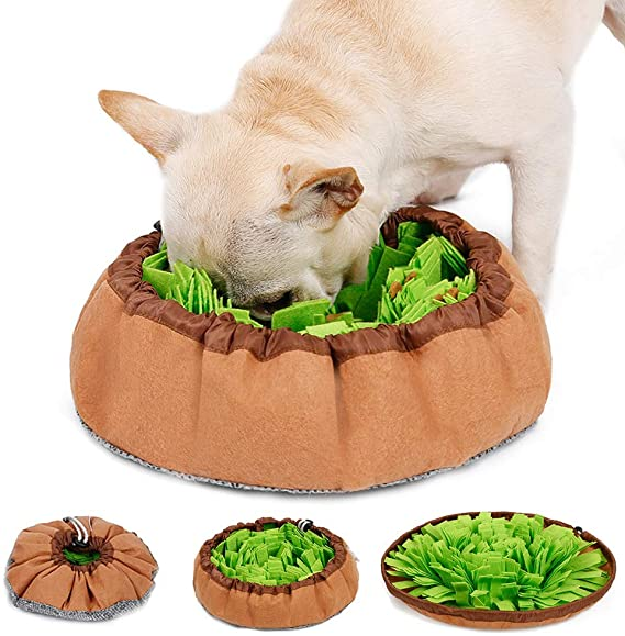 Складная тарелка для кормления Sniffing Pad Dog Snuffle Mat