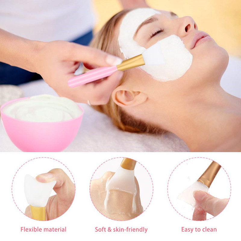 DIY Facial Care Mixing Face Mask Mixing Bowl and Set Set